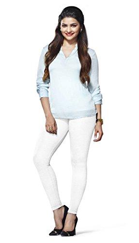 Lux-Lyra-Womens-Ankle-Length-Leggings-White