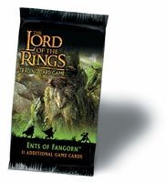 Lord of the Rings Card Game Ents of Fangorn Booster Pack - 1