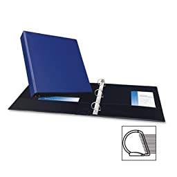 AVE27351 - Durable EZ-Turn Ring Reference Binder
