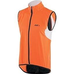 Louis Garneau Men\'s Nova Vest Orange Fluo XXL 2-Pack