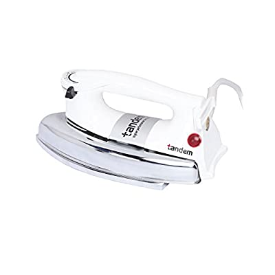 Tandem Plancha Heavy Weight 750-Watt Dry Iron