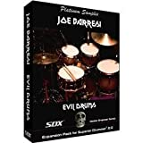 Platinum Samples Joe Barresi Evil Drums SDX for Superior Drummer 2.0 Sample Collection