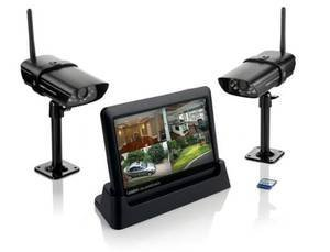 Uniden Guardian Advanced Wireless Security System with 2 Surveillance - G766