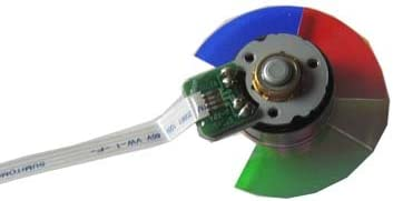 DLP Projector Replacement Color Wheel For Optoma HD23 DLP Projector