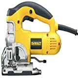 DEWALT DW331K 701W Heavy Duty Top Handle Jigsaw 240V