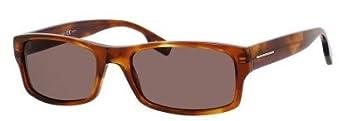 HUGO BOSS Sunglasses 0407/S 0086 Dark Havana 54MM