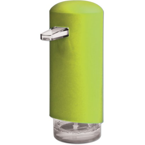 Better Living Products Foam Soap Dispenser, Lime