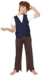 Smiffy's Victorian Poor Peasant (Large)