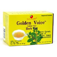Tea, Golden Voice, 20 bag ( Multi-Pack)
