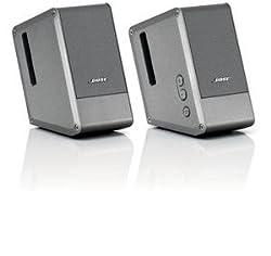 Bose® Computer MusicMonitor® -- Silver