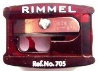 Rimmel Pencil Sharpener
