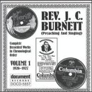echange, troc Rev. J.C. Burnett - Volume 1 - 1926-1927