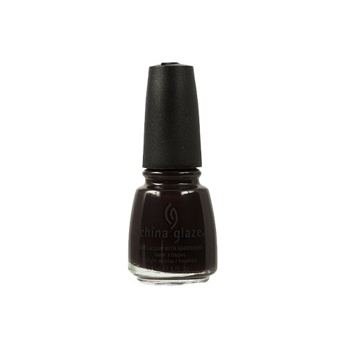 CHINA GLAZE Nail Lacquer with Nail Hardner - Evening Seduction
