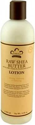 Nubian Heritage Body Lotion Raw Shea and Myrh