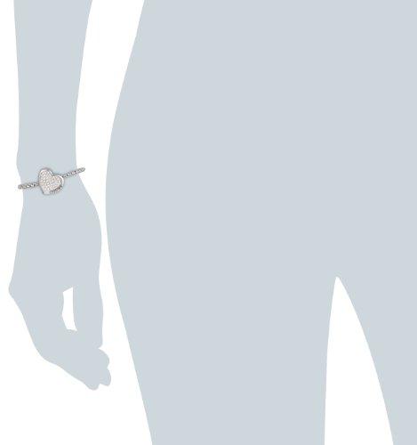 Guess Damen Armband Metall 16.0 cm weiß UBB11440 -