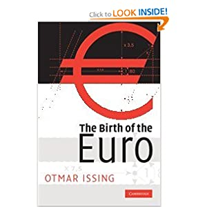 The Birth of the Euro Otmar Issing