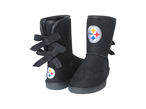nfl-pittsburgh-steelers-womens-patron-boots-8-black