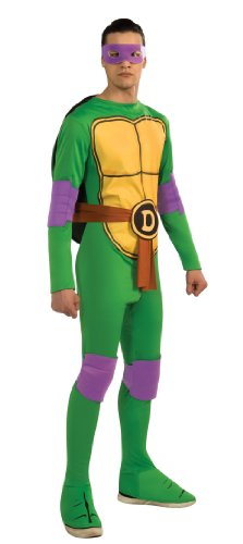 Nickelodeon TMNT Adult Donatello Costume and Accessories Costume