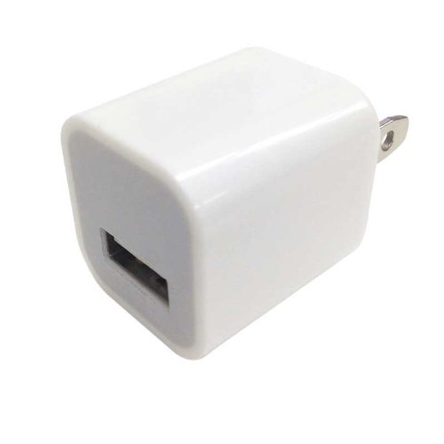 iPhone5s iPhone5 対応 USB 充電 ACアダプタ