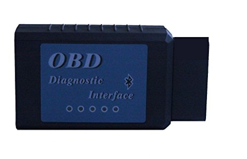 Leyolife Classic (Blue) - Car Diagnostic Reader & Scanner - Bluetooth Obd2 Obd-Ii Scan Tool - Android, Symbian & Windows