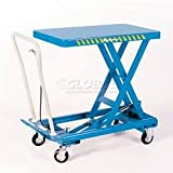 Bishamon Mobilift Scissor Lift Table 1100 Lb. Capacity