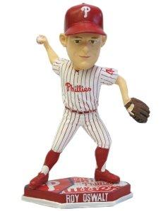 MLB Philadelphia Phillies Oswalt R. #44 Home Base Plate Bobble Head