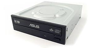 Asus 24xDVD-RW Serial ATA Internal OEM Drive DRW-24B1ST (Black)