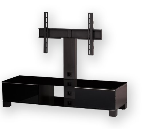 "Sonorous MD 8140-B-HBLK-BLK TV-Furniture for 60"" TV"