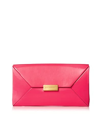 Stella McCartney Women's Bekkett Clutch, Pink Fluo