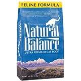 Natural Balance Ultra Premium Formula Dry Cat Food