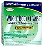 Whole Body Cleanse, Complete Cleansing System, 3 Part Programme