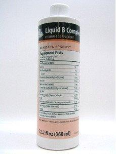 Genestra - Liquid B Complex 12.2 Oz