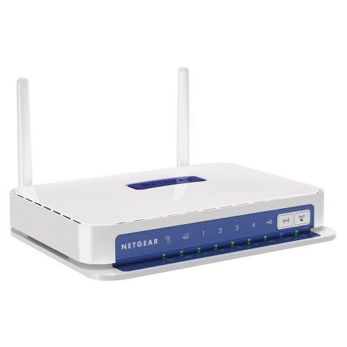 Netgear N300 Wi-Fi Gigabit Router With External Antennas (Jnr3210) front-799147