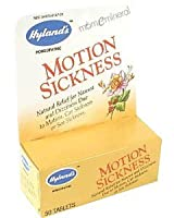 Motion Sickness 50 tabs by Hylands