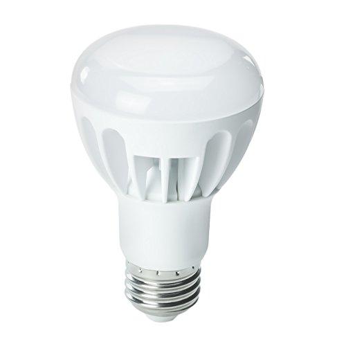 Kobi Electric K2L5 8-Watt (40-Watt) R20 Led 5000K Cool White Indoor Flood Light Bulb, Dimmable