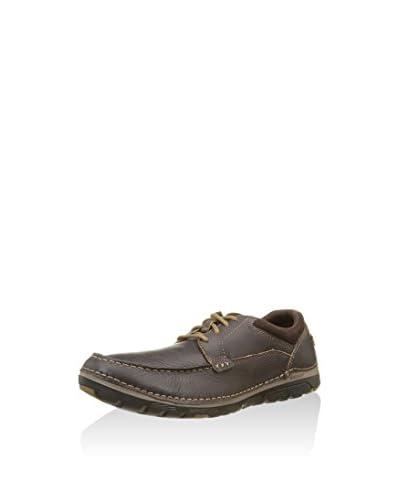 Rockport Zapatos de cordones M78670 Chocolate