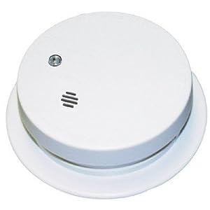 how to change battery smoke detector kidde