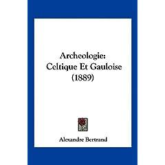 Livre sur l'archéologie gauloise
