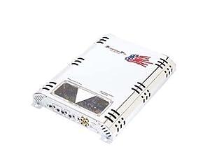 AMERICAN PRO VS-1407 4/3/2 CHANNEL 1000 WATTS AMPLIFIER