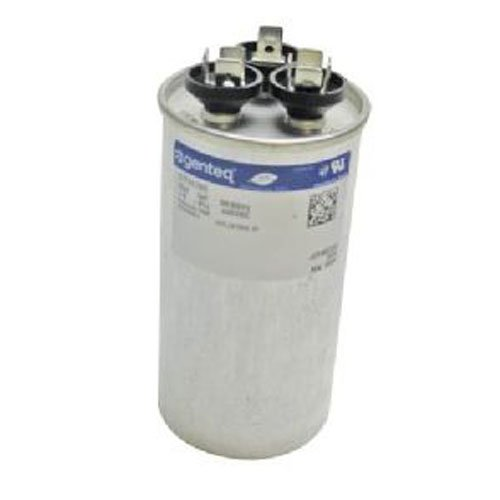 GE Genteq Capacitor Dual Run Round 35/5 uf MFD 370 Volt VAC 97F9834 (replace old GE# Z97F9834) 35 + 5 MFD at 370 volts (Hvac Dual Capacitor compare prices)
