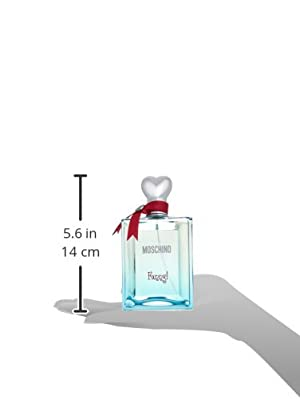 Moschino Funny! By Moschino For Women, Eau De Toilette Spray, 3.4-Ounce Bottle