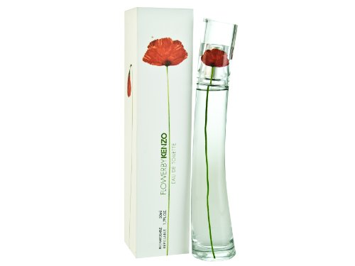 Kenzo Flower Eau De Toilette Refillable Spray for Women 50ml