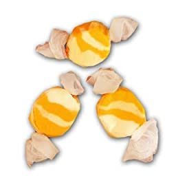 Peaches n Cream Salt Water Taffy, 5LBS