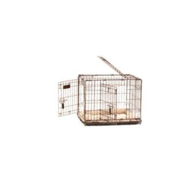 Precision Pet Chrome Great Crate 19x12x15B00028IUH0