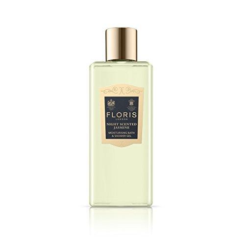 floris-london-night-scented-jasmine-moisturising-bath-and-shower-gel-250-gram-by-floris-london
