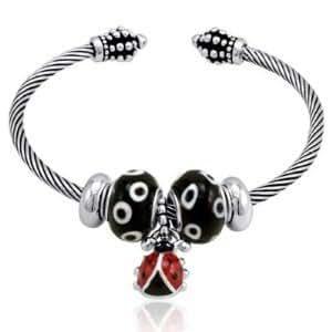davinci bangle bracelet small 7 5 in