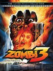 Zombie 3 [DVD] [Region 1] [US Import] [NTSC]