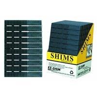 Shims Plastic EZ-Shim 100 Pack Heavy Duty Black
