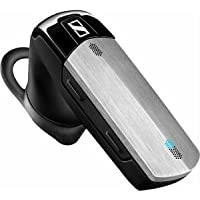 Sennheiser Over The Ear VMX 200-II Bluetooth Headset (Silver)