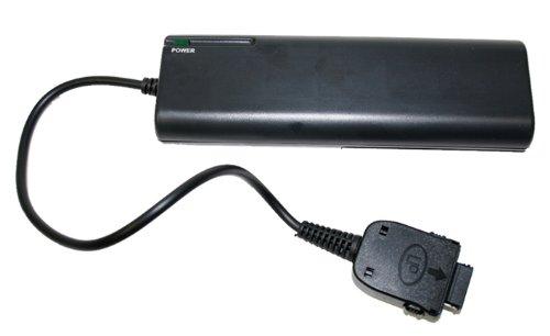 Batteriefach iQue: Batterieladegerät für Garmin iQue 3600 & 3200 mit SYSTEMSTECKER. Externes Batterieladegerät, Notlader für Geocaching, Wandern, Outdoor